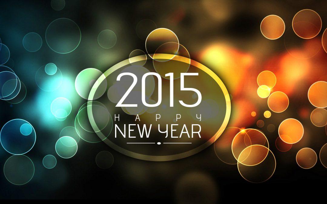Happy 2015, Verity!