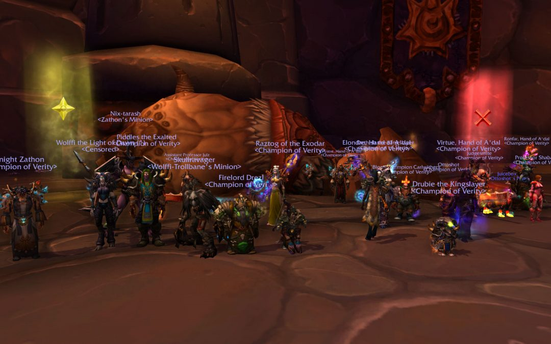 Heroic Butcher and Heroic Twins Down!