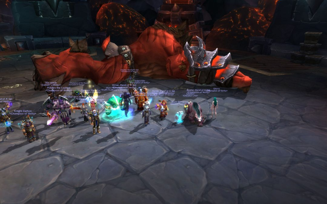 Blackrock Foundry Opens, Two Bosses Down – Realm First!