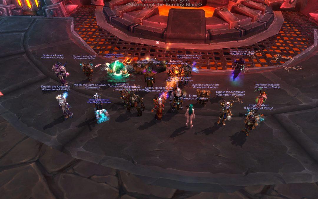 Heroic Destruction ~ 5/10 (H)BRF