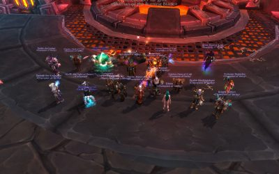 Heroic Destruction ~ 5/10 (H)BRF
