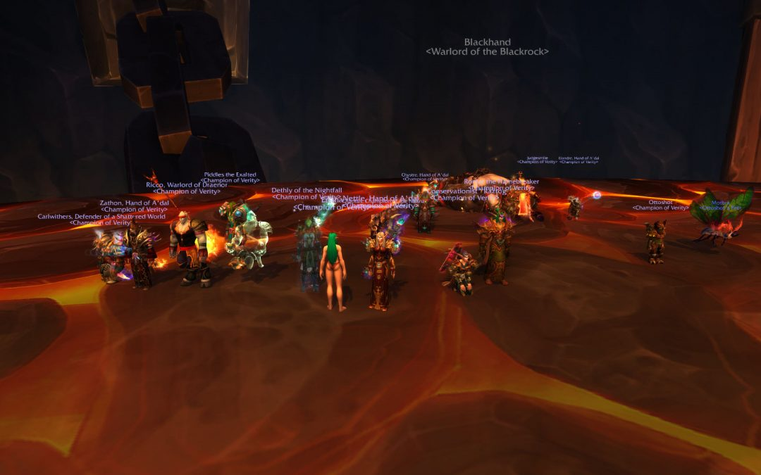 Blackhand Butchered – (N)BRF Clear!