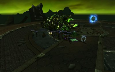 Xhul'horac and Mannoroth Down ~ 12/13 (N)HFC