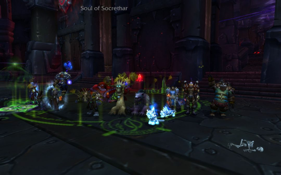 (H)Zakuun and (H)Socrethar Bite the Dust ~ 9/13(H)HFC
