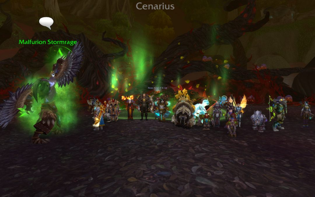 Verity Kicks Off Raiding In Legion, Goes 6/7(N) Nightmare