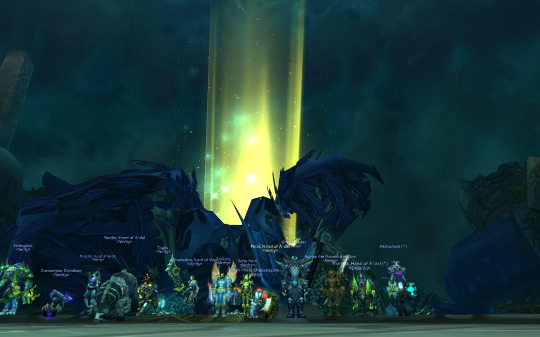We'll See You In Helya ~ Legion's First Tier Complete!