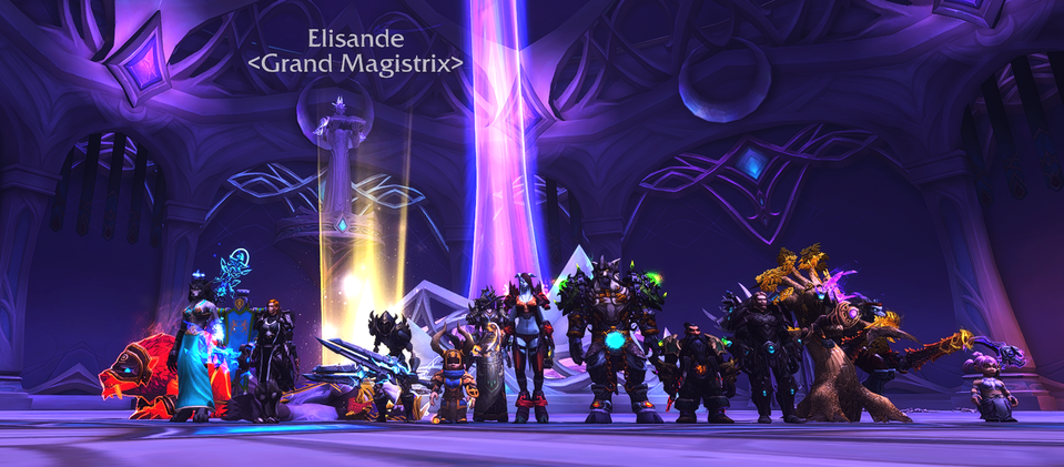 Time Is On Our Side ~ 9/10(H) Nighthold